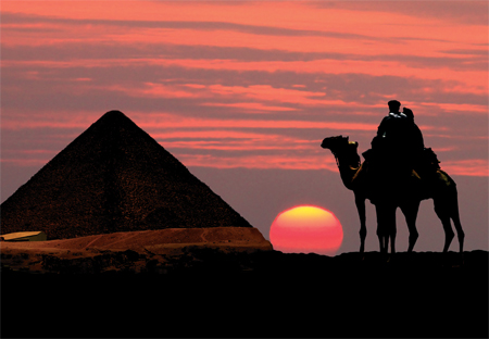 KAHİRE-Mısır