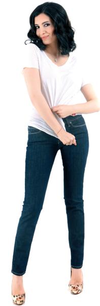Jean Levi's Demi Curve Skinny, 119 TL.