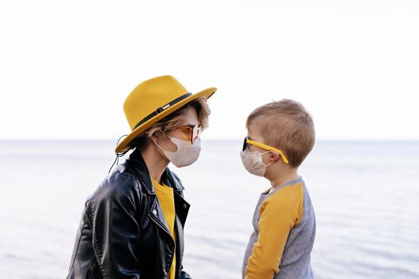 Koronavirüs'ü çocuklara
