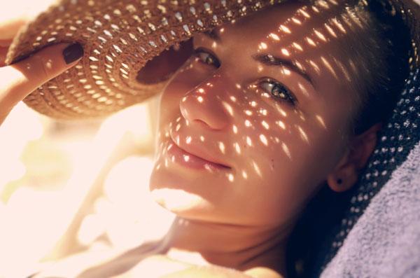 güneş ışınlarının