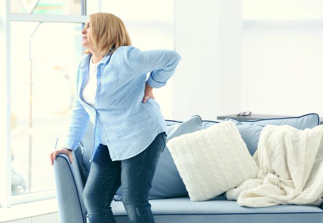 bel ağrısı koronavirüs belirtisi mi?